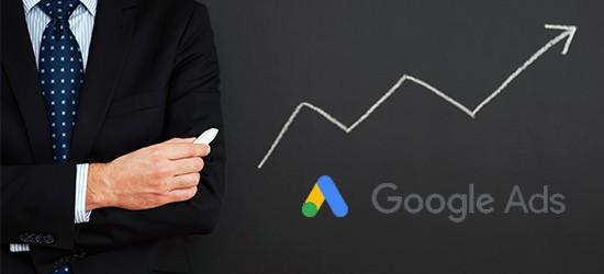 Google Ads Werbung für Rechtsanwälte