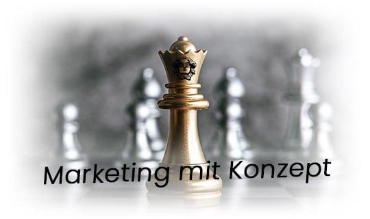 Marketing Konzept von Anwalt Advertising Agentur
