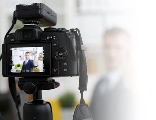 Videomarketing Vlog Anwalt