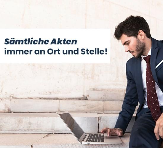 E-Akten - Arbeitserleichterung für den Anwalt